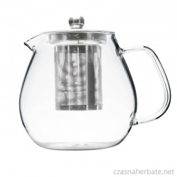 Dzbanek szklany Bańka