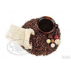 Kawa belgijska pralina