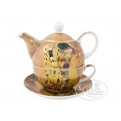 Tea for one Pocałunek